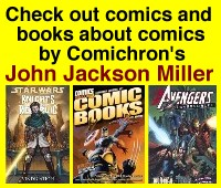 Visit John Jackson Miller's Amazon Author Central page!