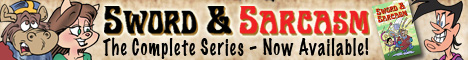 Download Sword & Sarcasm The Complete Series!