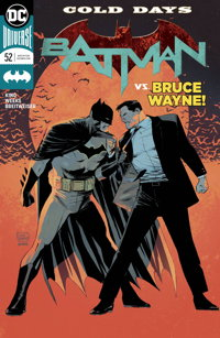 BATMAN BLANK COMIC #1 10//03//18